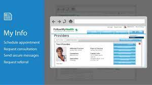 FollowMyHealth Patient Portal Walk-Through - YouTube