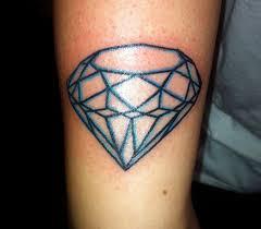 что обозначает татуировка алмаз что означает татуировка на левой