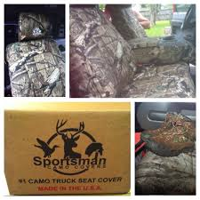 the great looking quality seat covers from sportsman camo covers photo jeanne bles