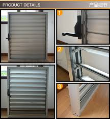 exterior aluminum louvered doors. alen brand factory price hot sale aluminum exterior louver/exterior louver louvered doors o