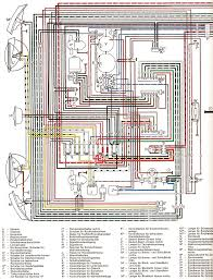 vw beetle wiring diagram 1971 schematics and wiring diagrams 1971 vw beetle wiring diagram image about