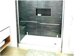 shower shelves brilliant bases pan designs corner shelf floating kohler sterling stalls