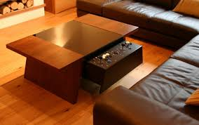 ... Magnificent Pull Out Coffee Table With Video Gaming Coffee Tables Two  Player Pull Out Controls Gadget ... Good Looking
