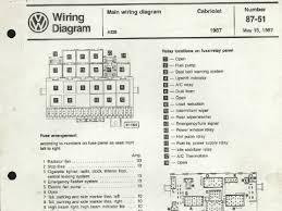 1987 cabriolet main wiring diagram vdubfixer vdubfixer Volkswagen GTI at Wiring Diagram 1987 Volkswagon Cabriolet