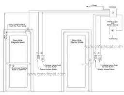 single door access control wiring diagram images single door electric door access control circuit wiring diagram picture