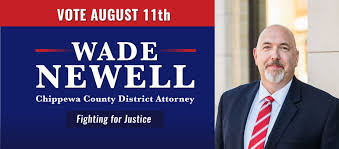 Wade C. Newell Chippewa County District Attorney - Posts | Facebook