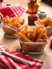 beer batter seasoned fries  potatoes   vegetables