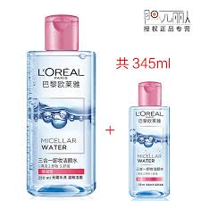 l 39 oreal magic water triple remover cleansing water mild moisturizing deep cleansing moisturizing makeup remover cleansing water in on