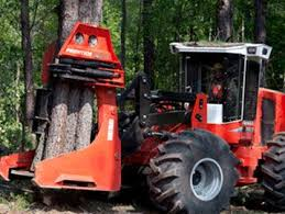 prentice forestry products wheel feller bunchers