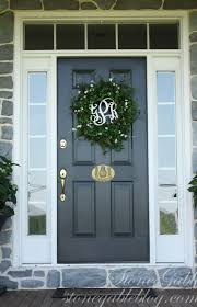 Awesome 90 Front Door Colors For White House Design Decoration Of Front Door Colors White House