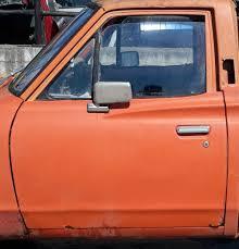 vintage car door handles. Datsun/Nissan 620 P/U Front (LH) Door EMPTY/BARE #Datsun Vintage Car Handles
