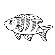 Kleurplaten Van Vissen Vissen Kleurplaten Kleurplatenpagina Nl
