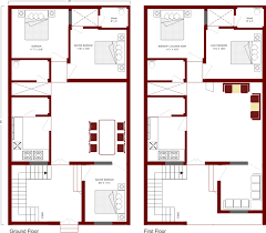 5 Marla Double Story House Design The Best 5 Marla House Plan You Should See In 2019