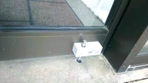 Door security floor bar Safety Sliding Door Security Bar Glass Lock Slider For Walmart Canada Sliding Door Security Bar Pirhorg Sliding Door Security Bar Glass Lock Patio Home Depot Backbonemedia