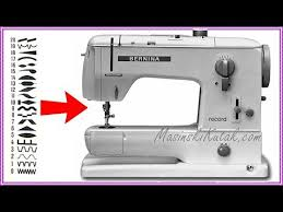 Bernina Record 730 Sewing Machine