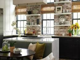 kitchen kitchen cupboards made with bricks cylinder black antique iron barstool glass front wall cabinets