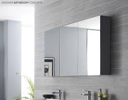 Peachy Bathroom Mirror Cabinets Cabinet Mirrored Within