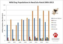 Chart Dog Graph Wild Dog Diaires Wild Dog Management Can Be A Tricky Affair