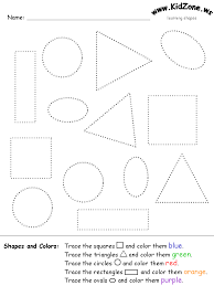 What shapes can you find?: Resources