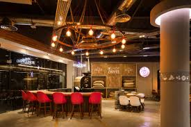 coffee shop lighting. Artisan-coffee-lighting-interior-design Coffee Shop Lighting