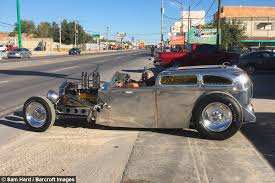 rolls royce gets incredible rat rod makeover
