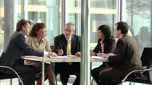 office meeting. hd rights managed stock footage 256213602 office meeting