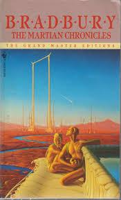 The Martian Chronicles the Grand Master Editions: Michael Whelan, Ray  Bradbury: 9780553278224: Amazon.com: Books