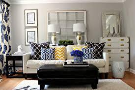 Navy Living Room Decor Minimalist Apartment Ikea D House By Modelina Design