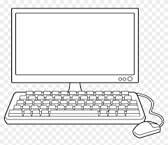 Computer Clip Art Download For Free 10 Png Clipart Computer Black Top Images