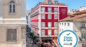 rossio garden hotel lisbon portugal