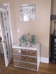 mirrored furniture ikea. IKEA Malm Hack With Added Mirrors And Satin Nickel Overlays In Jasmine Mirrored Furniture Ikea F
