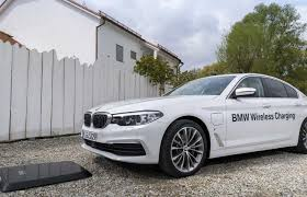 2018 bmw wireless charging. interesting charging bmw makes a prototype of wireless charger for the 2018 530e iperformance in bmw charging 8