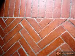 Pavimento Cotto Rosso : Listello in cotto catálogo pisos