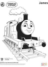 Thomas The Train Coloring Page Thomas And Friends Coloring Pages On