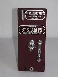 Coin Op Vending Machines Inspiration 48Vintage Schermack 48c Three Cent Stamp Coin Operated Vending