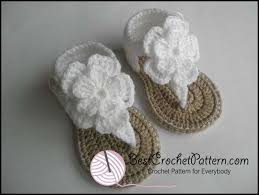 Crochet Baby Sandals Pattern Best Crochet Baby Sandals Pattern Best Crochet Pattern