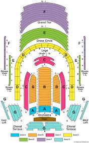 Meyerson Hall Seating Chart Meyerson Seating Chart