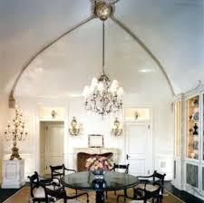 high vaulted ceiling lighting ideas dining room for ceilings contemporary chandeliers best home decorating ligh