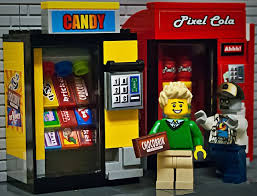 Lego Vending Machine Kit