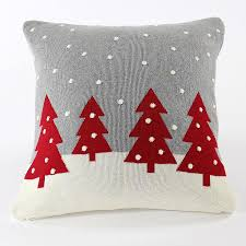 <b>Подушка с орнаментом</b> Christmas story one, 45х45 см, <b>EnjoyMe</b> ...