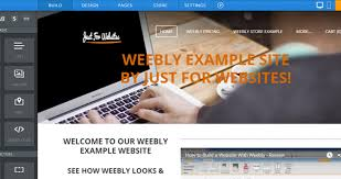 Weebly Website Templates Stunning Website With A Template On Weebly Twominuteworld