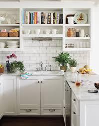 pure white kitchen cabinets