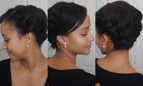 Coiffure 2 Tresses Fran Aises Africaines Youtube