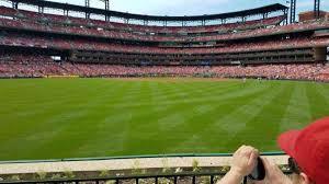 Busch Stadium Section 197 Home Of St Louis Cardinals