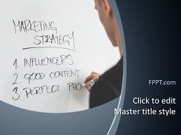 Free Marketing Strategy Powerpoint Template Free Powerpoint Templates