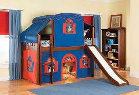 blue theme indoor kids playhouse design image