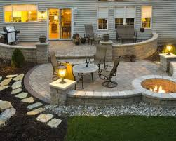 Patio Design Ideas With Fire Pits backyard patio ideas with fire pit designs