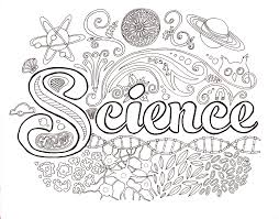 Small Picture Science Coloring Page Simple Sheets Color Pages 43768 Gianfreda