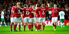 Image result for montenegro vs denmark tv