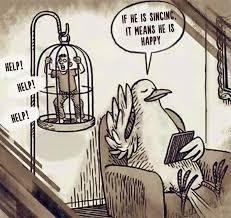 Resultado de imagen de caricatura animales en un mundo al reves